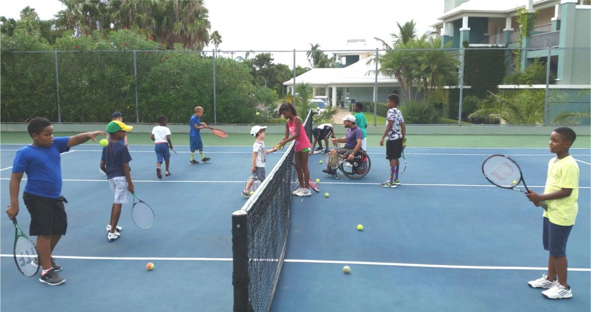Weekend Grassroots Tennis Clinics Fall 2016