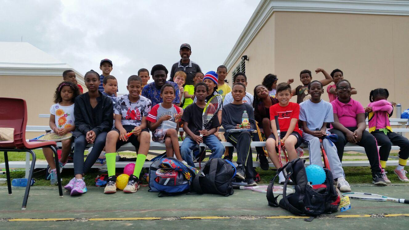 Tennis Camp Time!!!